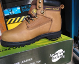 American Safety Boot